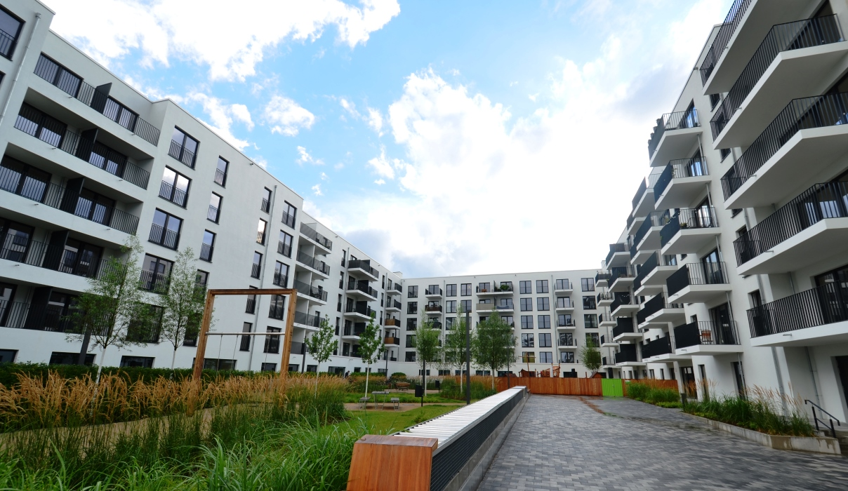 Riverside, Neubau von 544 Mietwohnungen, Heidestr. | Berlin